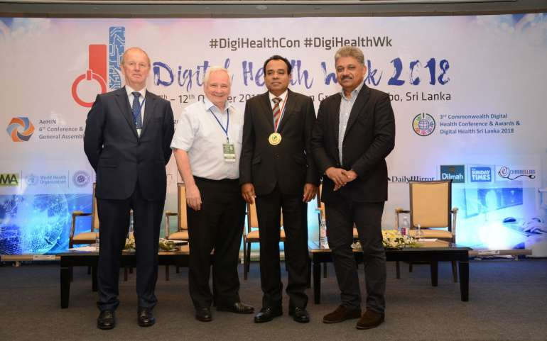 Action Plan agreed for the Commonwealth Centre for Digital Health (CWCDH)